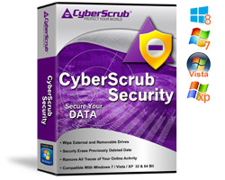 CyberScrub Security, Privacy Protector